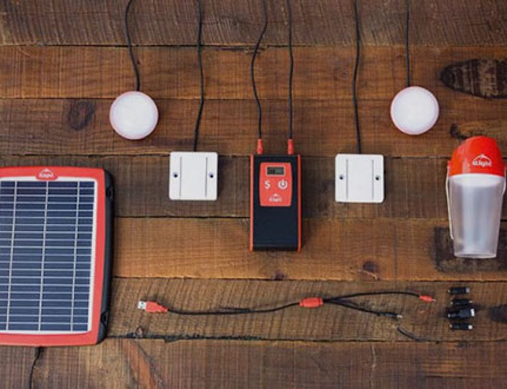 Off-Grid Solar Startup Bringing Affordable, Reliable Electricity to Haiti